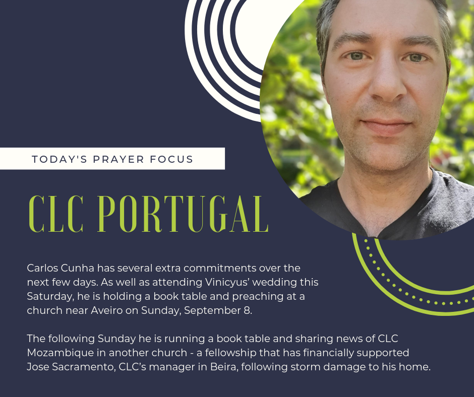 Pray for Portugal (september 3, 2019)