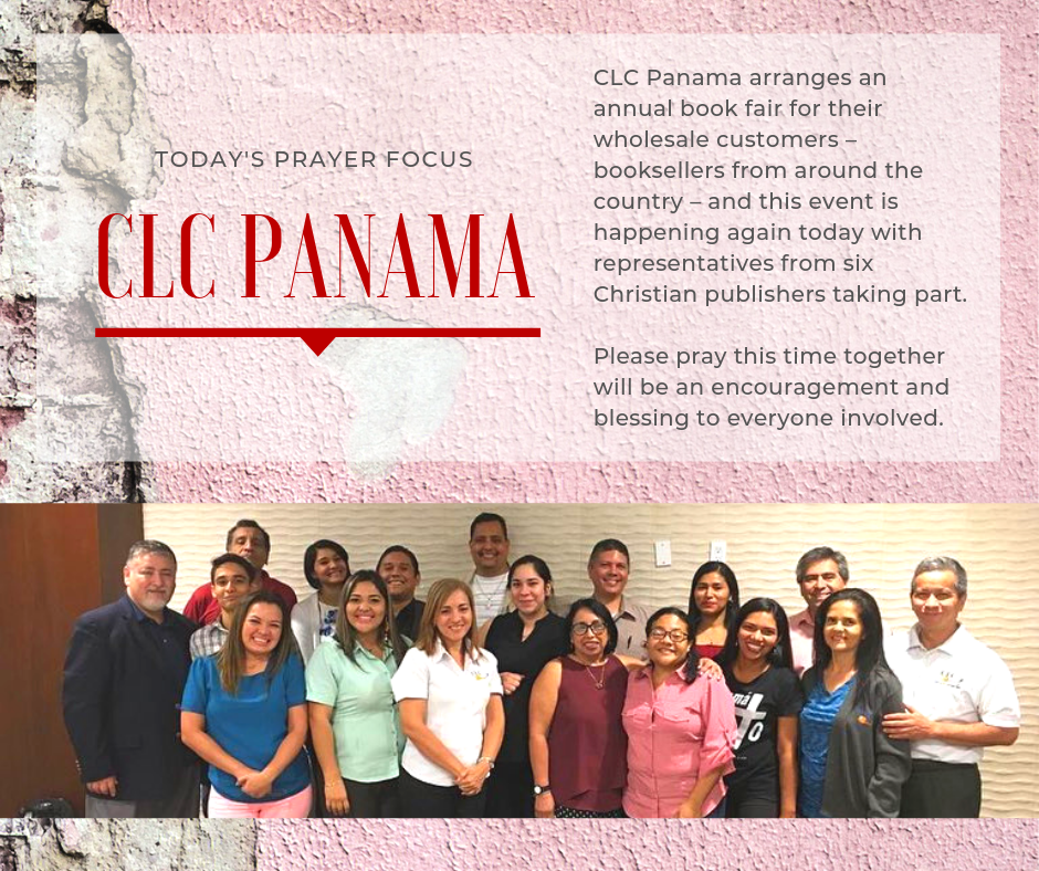 Pray for Panama (September 5, 2019)
